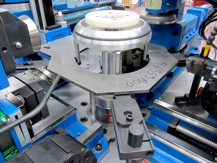 Workpiece Holding Tooling with Scrap Removal System
